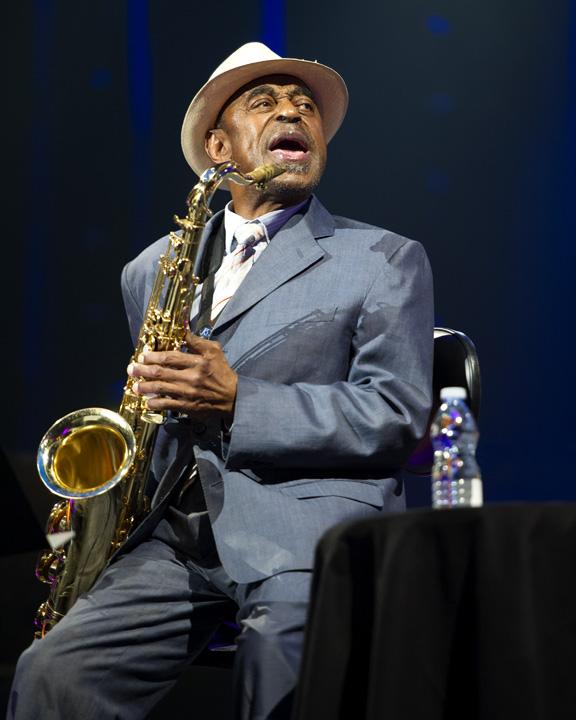 Archie Shepp - Jazz in Marciac - 9 août 2015