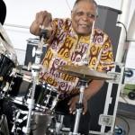 Billy Hart – Paris Jazz Festival – 8 juillet 2012