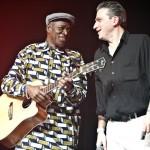 Boubacar Traoré et Vincent Bucher – La Cigale – Paris – 4 mars 2011