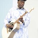 Boubacar Traoré – Paris Jazz Festival – 11 juillet 2015