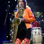 Céline Bonacina – Jazz in Marciac – 8 août 2013