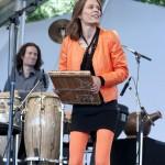 Céline Bonacina – Paris Jazz Festival – 15 juin 2013