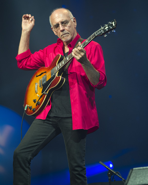 Larry Carlton - Jazz in Marciac - 1 août 2015