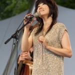 Youn Sun Nah – Paris Jazz Festival – 17 juillet 2011