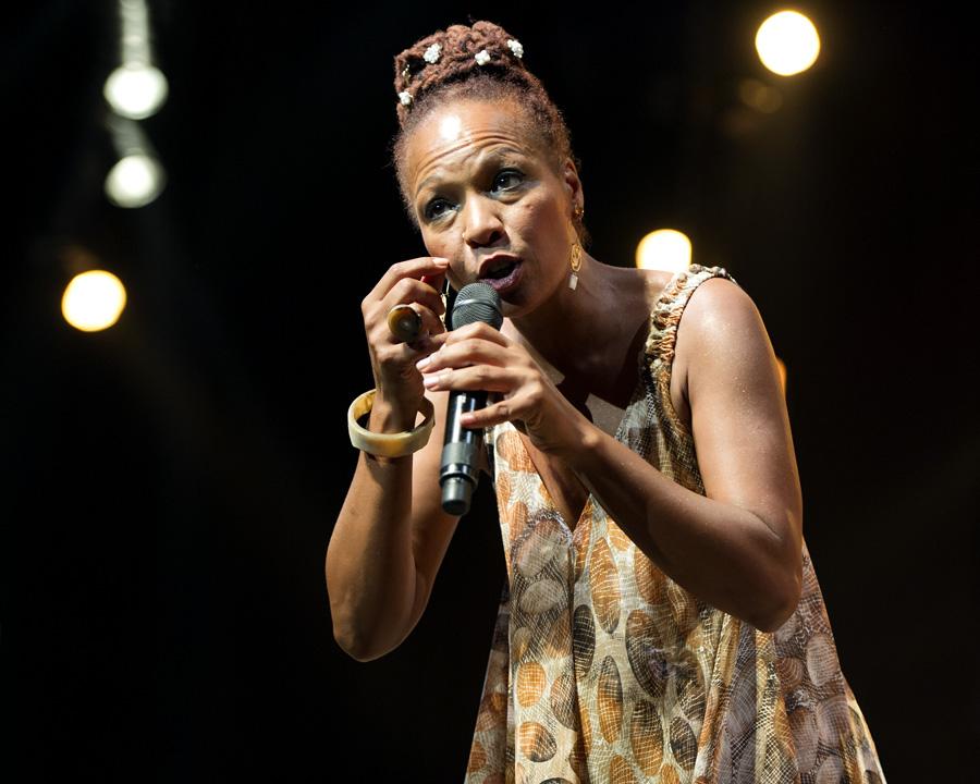 Jazz in Marciac - 3 août 2016 - Le sacre d'une reine