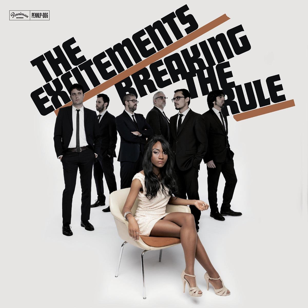 The Excitements - Breaking the Rule
