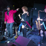 Boney Fields and the Bone's Project – Jazz Club Etoile – Paris – 22 décembre 2017
