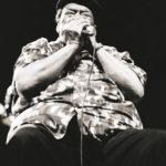 James Cotton – Bagnols Blues Festival – 9 juillet 2005