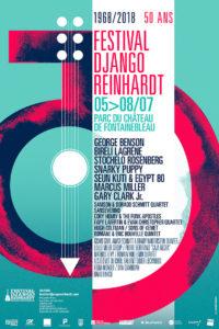 Festival Django Reinhardt 2018