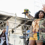 Tank and the Bangas – La Défense Jazz Festival – 27 juin 2018