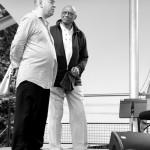 Belmondo et Lightsey – Paris Jazz Festival – 8 juillet 2012