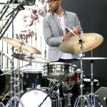 Eric Harland – Les Arènes du Jazz – 21 juillet 2011