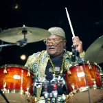 Famoudou Don Moye – Jazz in Marciac – 9 août 2015
