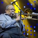 Fred Wesley – Jazz in Marciac – 9 août 2013
