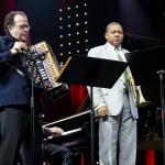 Galliano et Marsalis – Jazz in Marciac – 8 août 2014