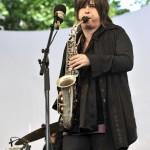 Géraldine Laurent – Paris Jazz Festival – 19 juin 2010