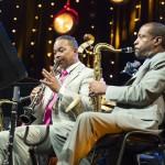 Goines et Blanding – Jazz in Marciac – 9 août 2015