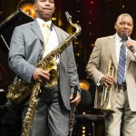 Goines et Marsalis – Jazz in Marciac – 11 août 2015