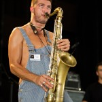Guillaume Perret – Jazz in Marciac – 2 août 2013