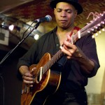 Guy Davis – Le Sunset – Paris – 16 avril 2013