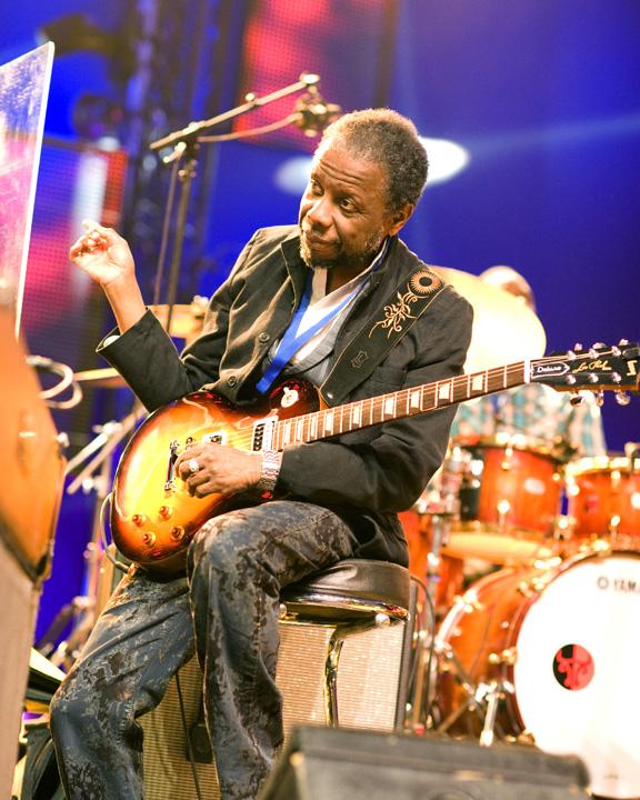 Dust of Soul Pictures   Jeff Lee Johnson - Jazz in Marciac