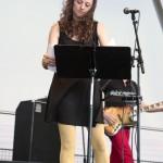 Leïla Martial – Paris Jazz Festival – 15 juin 2013
