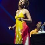 Lisa Simone – Jazz sous les Pommiers – Coutances – 14 mai 2015