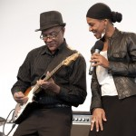 Gardner et Simone – Paris Jazz Festival – 1 juillet 2012