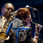 Ellis et McKelle – La Défense Jazz Festival – 23 juin 2012