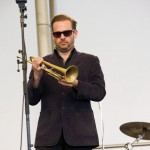 Quentin Collins – Paris Jazz Festival – 15 juin 2014