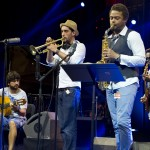 Colom et Richardson – Jazz in Marciac – 5 août 2013