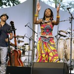 Fonseca et Diawara – Paris Jazz Festival – 20 juillet 2014