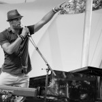 Roberto Fonseca – Paris Jazz Festival – 20 juillet 2014