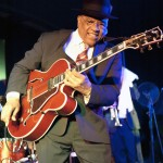 Roy Gaines – Jazz Club L Hampton – Paris – 7 avril 2011