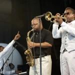 Robinson et Hargrove – Jazz in Marciac – 31 juillet 2010