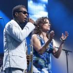 Hargrove et Gambarini – Jazz in Marciac – 31 juillet 2010