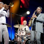 Hargrove-Haynes-Garrett – Jazz in Marciac – 2 août 2010