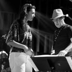 Teychené et Ker Ourio – Jazz in Marciac – 28 juillet 2013