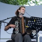 Vincent Peirani – Paris Jazz Festival – 17 juillet 2011