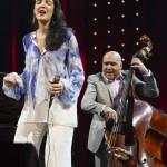 Virginie Teychené – Jazz in Marciac – 1 août 2014