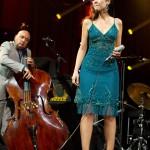 Virginie Teychené – Jazz in Marciac – 28 juillet 2013