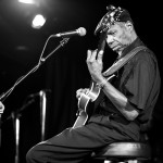 Walter Wolfman Washington – Jazz Club L Hampton – Paris – 23 novembre 2013