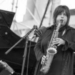 Géraldine Laurent – La Défense Jazz Festival – 13 juin 2016