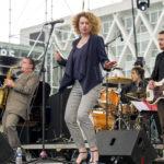 Pierrick Pédron et Sophie Darly – La Défense Jazz Festival – 16 juin 2016