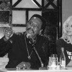 Ike Turner et Audrey Madison – Jazz Club L. Hampton – Paris – 26 novembre 2002