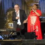 Linda Lee Hopkins et Franck Sitbon – Jazz à Saint Germain des Prés – Paris – 16 mai 2017