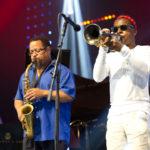 Justin Robinson et Roy Hargrove – Jazz in Marciac – 3 août 2017