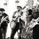 Lonnie Brooks – Bagnols Blues Festival – 8 juillet 2005
