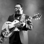 George Benson – Festival Django Reinhardt – Fontainebleau – 5 juillet 2018