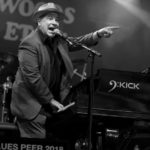 Mitch Woods – Blues Peer – Belgique – 15 juillet 2018